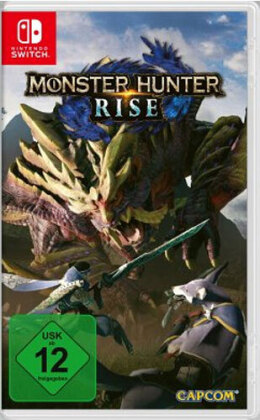 Monster Hunter Rise (German Edition)