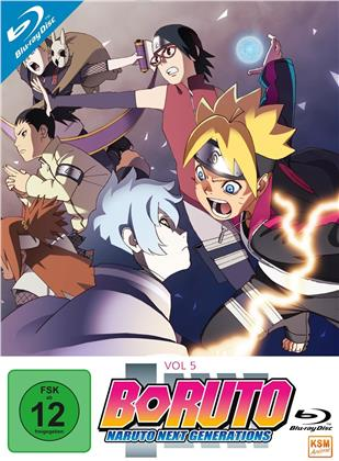 Boruto: Naruto Next Generations - Vol. 5 - Episode 71-92 (3 Blu-rays)