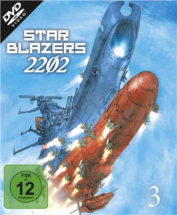 Star Blazers 2202 - Space Battleship Yamato - Staffel 1 - Vol. 3
