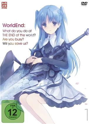 WorldEnd: What do you do at the end of the world? Are you busy? Will you save us? - Vol. 1