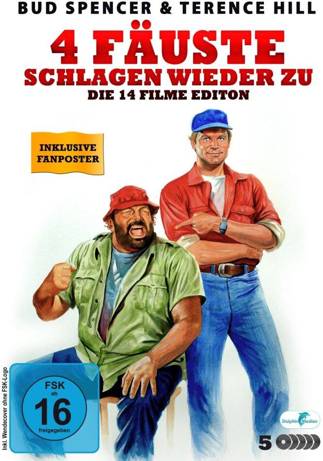 Wie Viele Filme Haben Bud Spencer Und Terence Hill Gemacht
