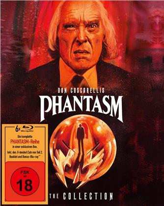 Phantasm 1-5 - The Collection (6 Blu-rays)