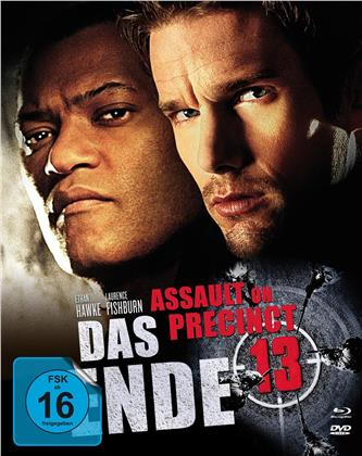 Das Ende - Assault on Precinct 13 (2005) (Mediabook, 2 Blu-rays)