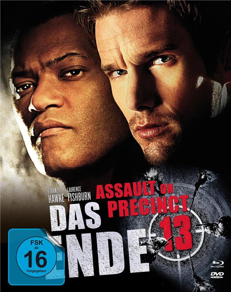 Das Ende - Assault on Precinct 13 (2005) (Mediabook, 2 Blu-rays)