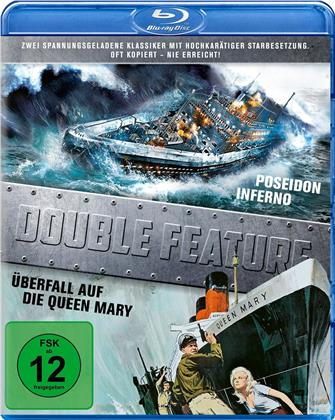 Poseidon Inferno / Überfall auf die Queen Mary (Double Feature, 2 Blu-rays)