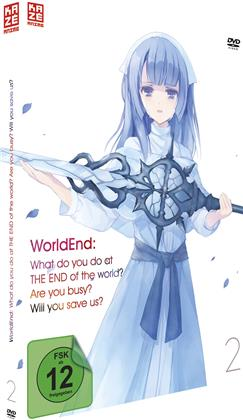 WorldEnd: What do you do at the end of the world? Are you busy? Will you save us? - Vol. 2