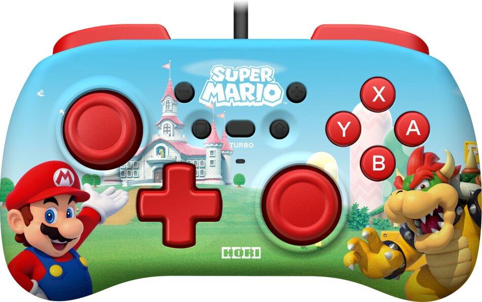 Nintendo Switch - Horipad Mini [Super Mario] [NSW]