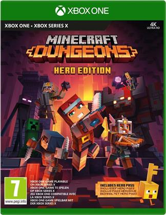 Minecraft Dungeons - (Hero Edition)