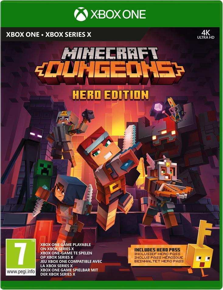 Minecraft Dungeons - (Hero Edition)