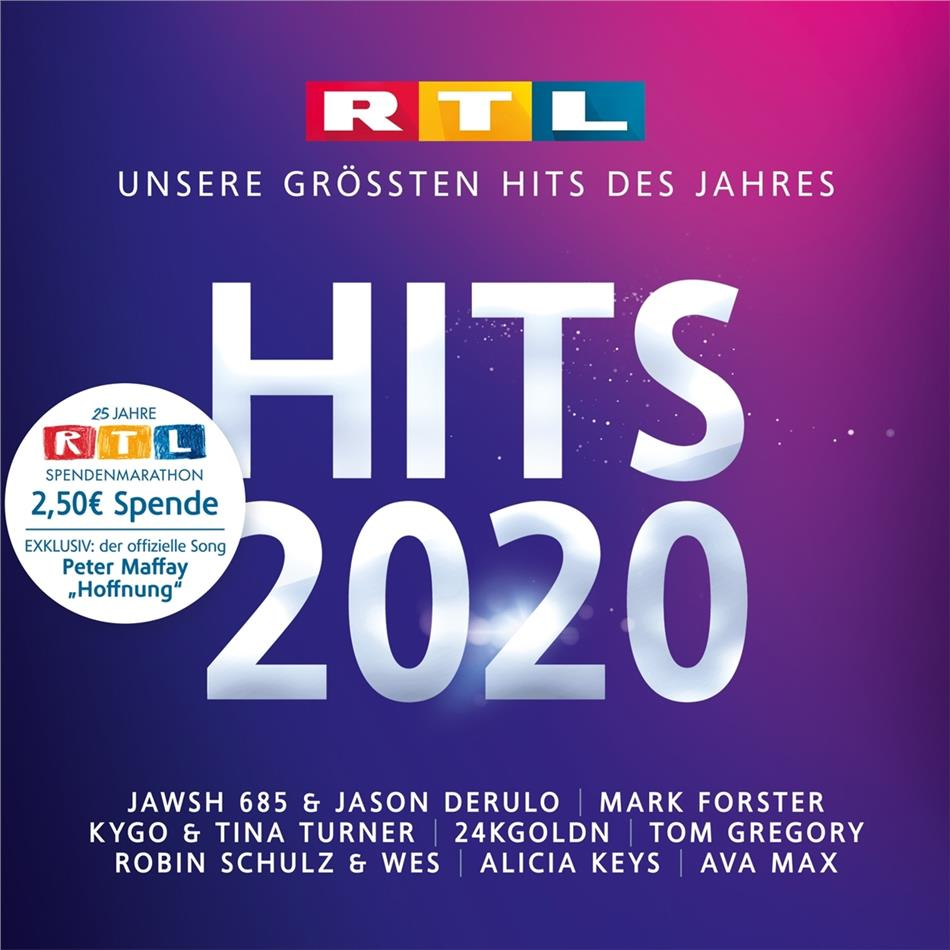 Rtl Hits 2020 (3 CDs)