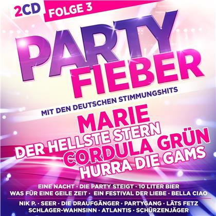 Partyfieber Folge 3 (2 CDs)