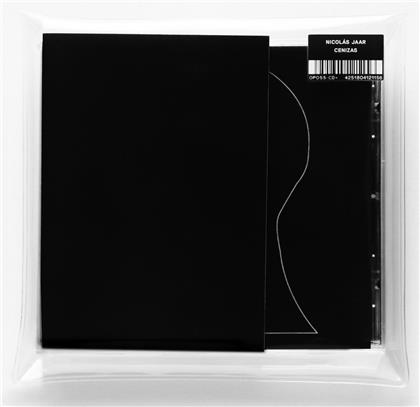 Nicolas Jaar - Cenizas (Deluxe Edition, Limited Edition, CD + Book)