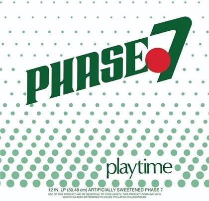 Phase 7 - Playtime (LP)