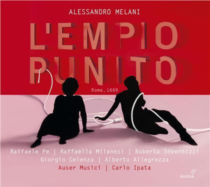 Roberta Invernizzi & Alessandro Melani (1639-1703) - L'empio Punito (3 CDs)
