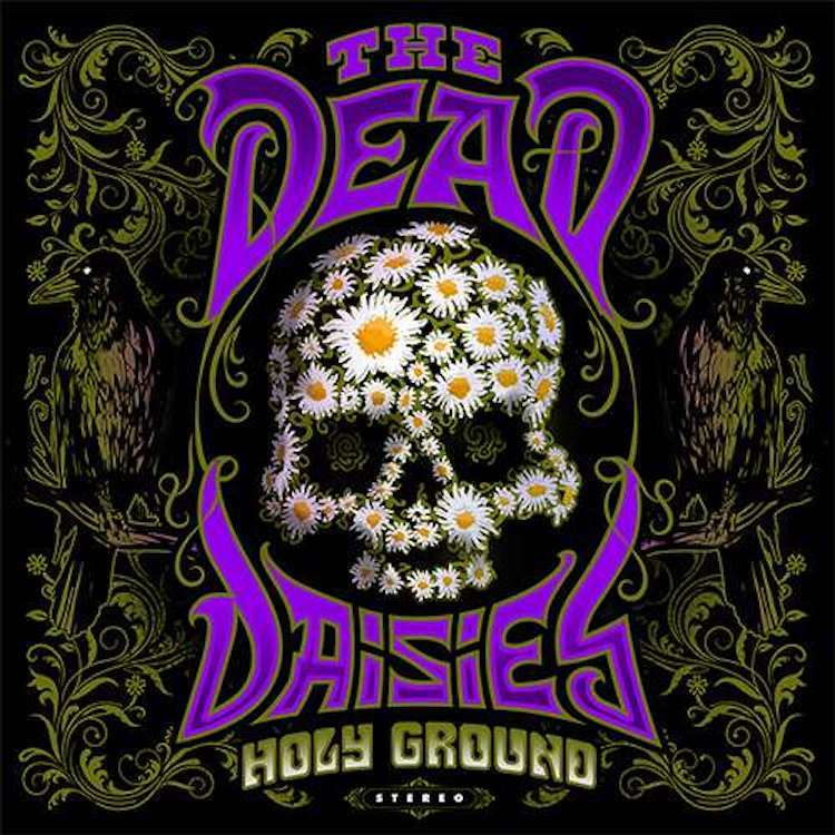 The Dead Daisies - Holy Ground (Japan Edition)