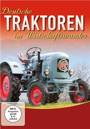 Deutsche Traktoren im Wirtschaftswunder (Neuauflage)