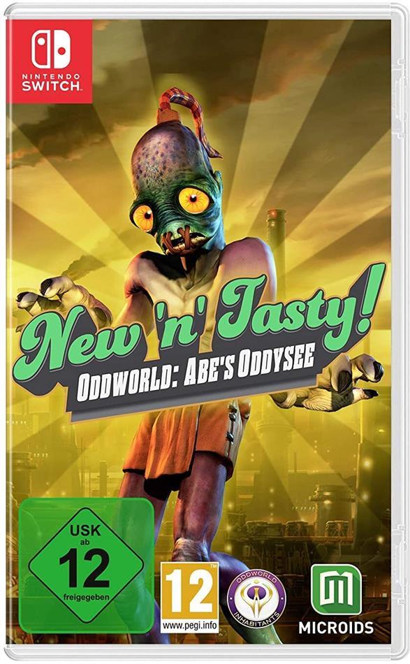 Oddworld - New'n' Tasty