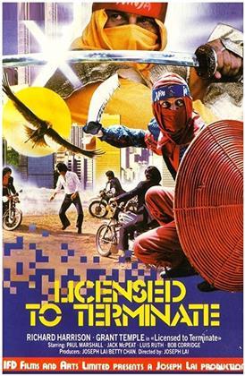 Ninja Operation (1987)