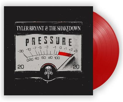 Tyler Bryant & The Shakedown - Pressure (Red Vinyl, LP)