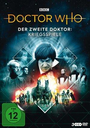 Doctor Who - Der Zweite Doktor: Kriegsspiele (3 DVDs)