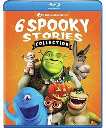 Dreamworks 6 Spooky Stories - Collection