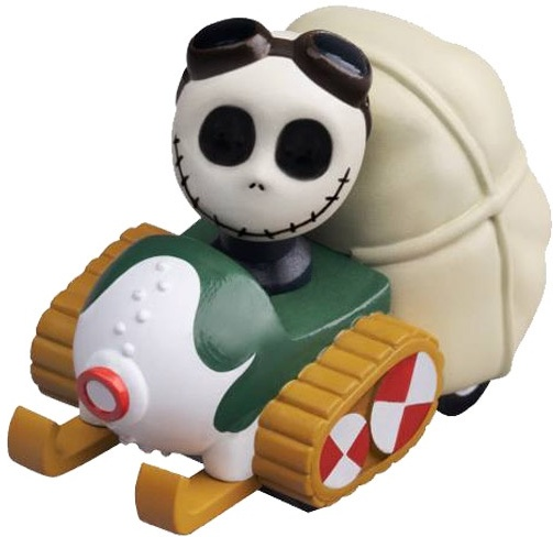 Good Smile Company - Nightmare Before Christmas - Pull Back Car Jack