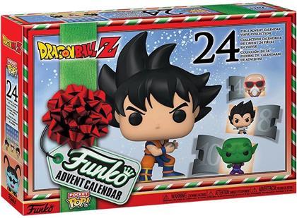 Funko Advent Calendar - Dragon Ball Z