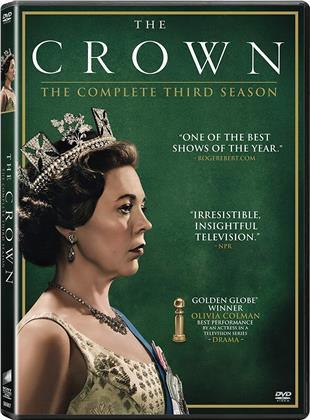 The Crown - Season 3 (4 DVDs)