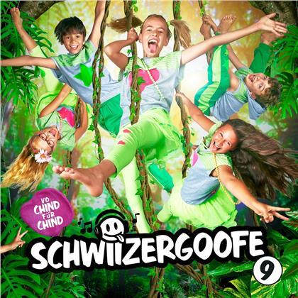 Schwiizergoofe - 9 (2 CD)