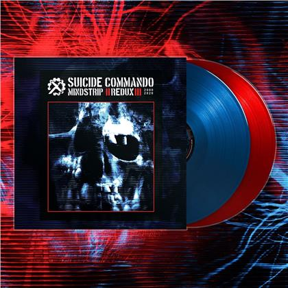 Suicide Commando - Mindstrip Redux (2000-2020) (Limited Edition, Colored, 2 LPs)