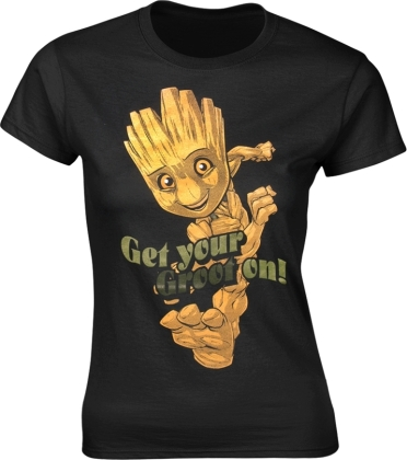 Marvel Guardians Of The Galaxy Vol 2 - Groot - Dance