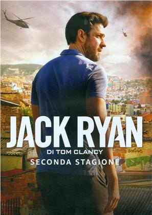 Jack Ryan - Stagione 2 (4 DVD)