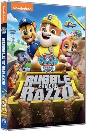 Paw Patrol - Rubble come un razzo