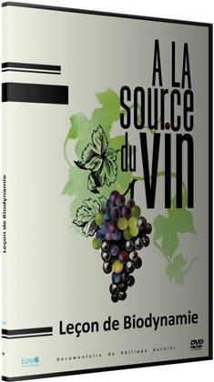 Leçon de Biodynamie - A la source du vin