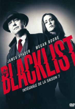 The Blacklist - Saison 7 (5 DVDs)