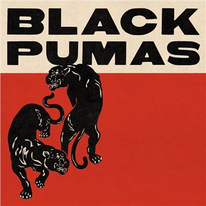 Black Pumas - --- (2020 Reissue, ATO Records, Deluxe Edition, 2 CDs)