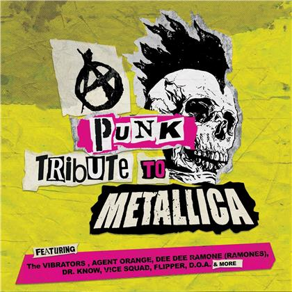 Punk Tribute To Metallica (Limited Edition, Colored, LP)