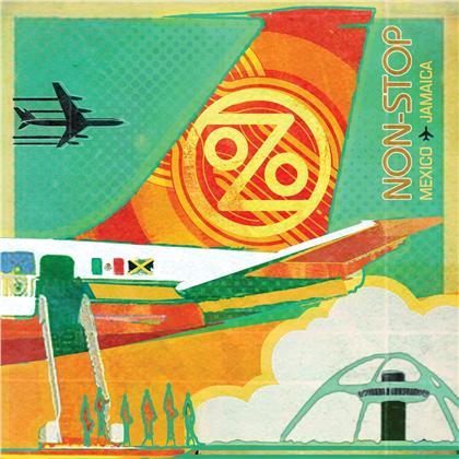 Ozomatli - Non-Stop: Mexico To Jamaica (2020 Reissue, Cleopatra, Orange Vinyl, LP)