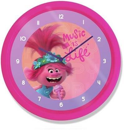 """Trolls - 10"""" Wall Clock"""