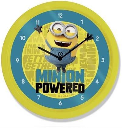 """Minions - 10"""" Wall Clock"""