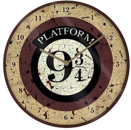 "Harry Potter: Platform 9 3/4 - 10"" Wall Clock"