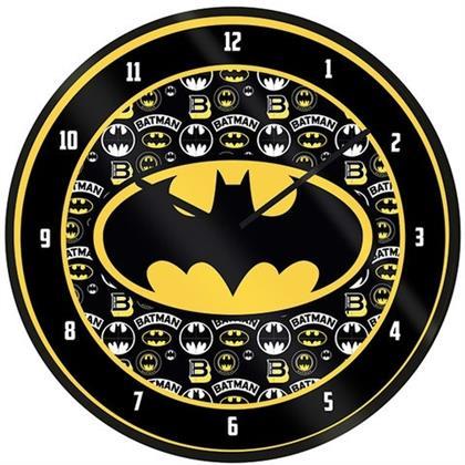 """Dc Comics - Batman Logo 10"""" Wall Clock"""