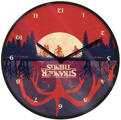 "Stranger Things - 10"" Wall Clock"