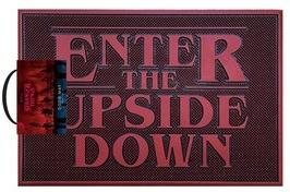 Stranger Things: Upside Down - Rubber Doormat