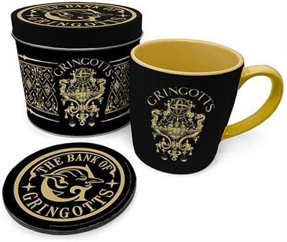 Harry Potter: Gringotts - Mug, Coaster & Tin