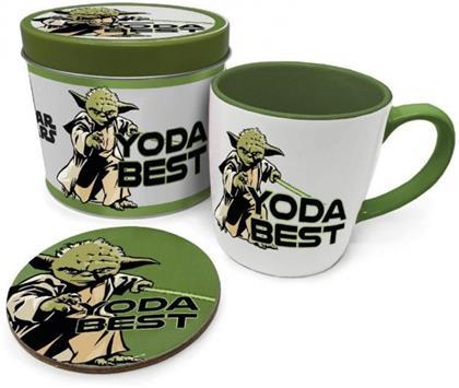 Star Wars: Yoda Best - Mug, Coaster & Tin