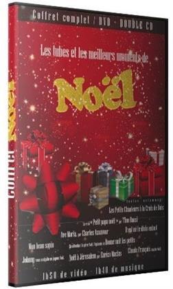 Coffret Noël - Les tubes et les meilleurs moments de Noël (DVD + 2 CDs)
