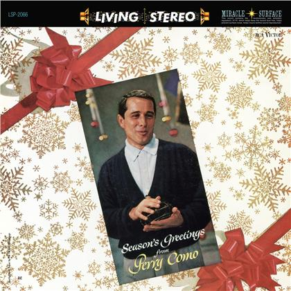 Perry Como - Seasons Greetings From Perry Como (2020 Reissue, LP)