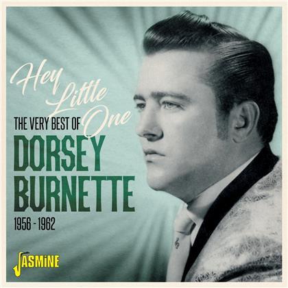 Dorsey Burnette - Very Best Of (2020 Reissue, Jasmine Records)