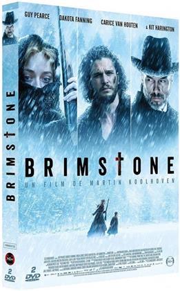 Brimstone (2016) (2 DVDs)